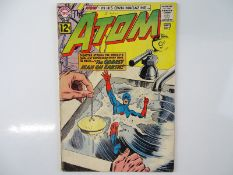 ATOM #2 - (1962 - DC - UK Cover Price) - Cover and interior art by Gil Kane - Flat/Unfolded - a