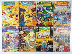 ADVENTURE COMICS #364, 365, 366, 369, 372, 376, 379, 383 - (8 in Lot) - (1968/69 - DC - UK Cover