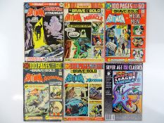 BRAVE AND THE BOLD #98, 112, 113, 114, 115 & SILVER AGE CLASSIC #28 - (6 in Lot) - (1971/1992 - DC -
