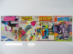 DETECTIVE COMICS: BATMAN #320, 321, 327, 333 - (4 in Lot) - (1963/64 - DC - US Price & UK Cover