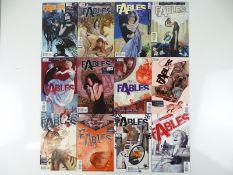 FABLES (12 in Lot) - (2002/03 - DC/VERTIGO) - ALL First Printings - Includes FABLES #1 (x 2 - Alex