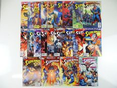 SUPERMAN (22 in Lot) - (2004/05 - DC) - ALL First Printings - Includes SUPERMAN #201, 202, 203, 204,