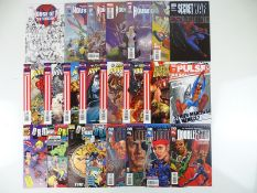 MARVEL COMIC LOT - (23 in Lot) - MARVEL) - ALL First Printings - Includes SECRET WAR (2004) #1 + THE