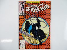 AMAZING SPIDER-MAN #300 - (1988 - MARVEL) - Origin and first full appearance of Venom whose sequel