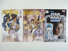 STAR WARS: PRINCESS LEIA ORGANA #1 & 2 - (3 in Lot) - (2015 - MARVEL) - First Printings -