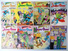 SUPERMAN'S PAL JIMMY OLSEN #79, 80, 81, 82, 83, 84, 85, 86 - (8 in Lot) - (1964/65 - DC - US Price &