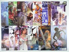 Y - THE LAST MAN (13 in Lot) - (2004/05 - DC/VERTIGO) - ALL First Printings - Includes Issues #20,