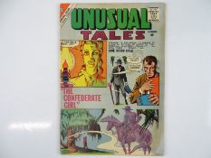 UNUSUAL TALES #25 - (1960 - CHARLTON) - Flat/Unfolded - a photographic condition report is available