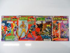 DETECTIVE COMICS: BATMAN #356, 358, 360, 361 - (4 in Lot) - (1966/67- DC - US Price & UK Cover