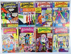 ADVENTURE COMICS #345, 346, 347, 349, 350, 352, 353, 354 - (8 in Lot) - (1966/67 - DC - US PRICE &