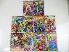 UNCANNY X-MEN #270, 272, 273, 275, 280, 281, 283, 285, 293 + X-Men #1 - (10 in Lot) - (1990/91 -
