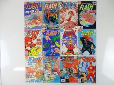 FLASH #319, 320, 321, 322, 324, 327, 329, 330, 331, 332, 334, 65 (1992)- (12 in Lot) - (1983/84 - DC