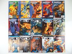 FANTASTIC FOUR (15 in Lot) - (MARVEL) - ALL First Printings - Includes Issues ULTIMATE FANTASTIC