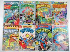 ADVENTURE COMICS #441, 448, 451, 453, 454, 458, 464, 468 - (8 in Lot) - (1975/80 - DC - US PRICE &