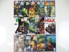 INCREDIBLE HULK (20 in Lot) - (2003/04 - MARVEL) - ALL First Printings - Includes Issues #54, 55,