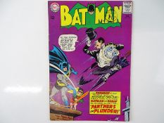 BATMAN #169 - (1965 - DC - UK Cover Price) - Penguin (second Silver Age appearance) cover and