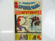 AMAZING SPIDER-MAN #13 - (1964 - MARVEL - UK Price Variant) - Origin and First appearance of