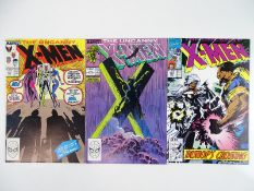 UNCANNY X-MEN #244, 251, 283 - (3 in Lot) - (1989/91 - MARVEL) - Run includes First Appearance
