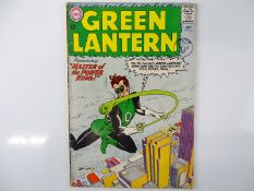 GREEN LANTERN #22 - (1963 - DC - UK Cover Price) - Hector Hammond appearance + Jordan Brothers