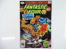FANTASTIC FOUR #211 - (1979 - MARVEL) - Galactus appearance + First appearance of Terrax the Tamer