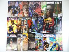 MAX (MARVEL) COMIC LOT - (29 in Lot) - MAX/MARVEL) - ALL First Printings - Includes THE ETERNAL (