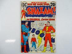 SHAZAM: THE ORIGINAL CAPTAIN MARVEL #1 - (1973 - DC) - Captain Marvel, Captain Marvel Jr., Mary