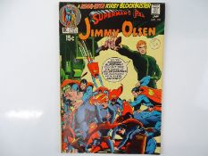 SUPERMAN'S PAL JIMMY OLSEN #135 - (1971 - DC - UK Cover Price) - Second appearance of the villain