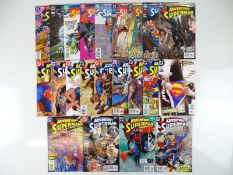 ADVENTURES OF SUPERMAN (22 in Lot) - (1992/2005 - DC) - ALL First Printings - Includes ADVENTURES OF