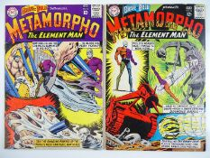 BRAVE AND BOLD #57 & 58 - (1965 - DC - US Price & UK Cover Price) - Origin, First and Second