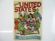 YOUR UNITED STATES - (1946 - Lloyd Jacquet Studios) - Statue of Liberty cover with Sid Greene and