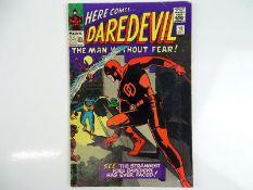 DAREDEVIL #10 - (1965 - MARVEL - UK Price Variant) - First appearance of the Ani-Men + Organizer