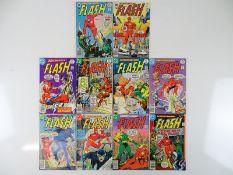 FLASH #245, 246, 247, 248, 249, 250, 251, 252, 253, 254 - (10 in Lot) - (1977/78 - DC - US Price &