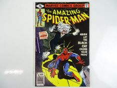 AMAZING SPIDER-MAN #194 - (1979 - MARVEL) - First appearance of the Black Cat + Mysterio