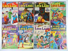 SUPERMAN'S GIRLFRIEND LOIS LANE #69, 71, 72, 73, 74, 75, 76, 77 - (8 in Lot) - (1967/68 - DC - US