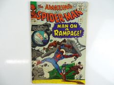 AMAZING SPIDER-MAN #32 - (1966 - MARVEL) - Spidey vs. Doctor Octopus + Second appearance of Dr. Curt