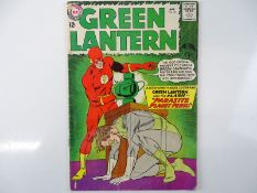 GREEN LANTERN #20 - (1963 - DC - UK Cover Price) - Flash crossover - Gil Kane and Murphy Anderson