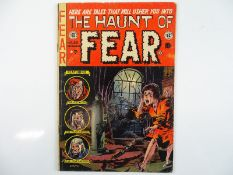 HAUNT OF FEAR - (1953 - EC) - Pre-Code Horror - Graham Ingels cover with Ingels, George Evans, Marie