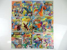 ACTION COMICS: SUPERMAN #501, 502, 503, 504, 505, 506, 507, 508, 509, 510, 511, 512 - (12 in