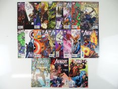 AVENGERS (21 in Lot) - (MARVEL) - ALL First Printings - Includes NEW AVENGERS (2005) #1, 2, 3, 4, 5,