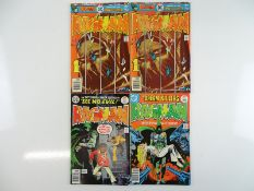 RAGMAN #1, 3, 4 - (4 in Lot) - (1976/77 - DC) - Flat/Unfolded - Includes 2 x Issues of #1 (1 x Cents