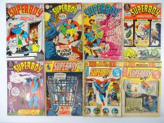 SUPERBOY #137, 151, 153, 174, 186, 175 + GIANT-SIZE 100 PAGE SPECTACULAR #15, 21 - (8 in Lot) - (