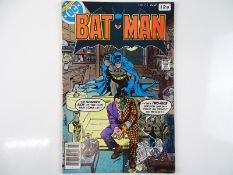 BATMAN #313 - (1979 - DC - UK Price Variant) - First Tim Fox, the Future State Batman + Two-Face,