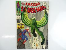 AMAZING SPIDER-MAN #48 - (1967 - MARVEL - UK Price Variant) - First appearance of the Vulture (