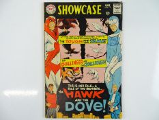 SHOWCASE: HAWK & DOVE #75 - (1968 - DC - UK Cover Price) - Origin and first appearance of Hawk and