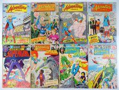 ADVENTURE COMICS #393, 394, 395, 396, 400, 411, 418, 422 - (8 in Lot) - (1970/72 - DC - US PRICE &