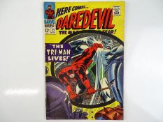 DAREDEVIL #22 - (1966 - MARVEL) - Gladiator, Owl, Masked Marauder appearances - Gene Colan cover and