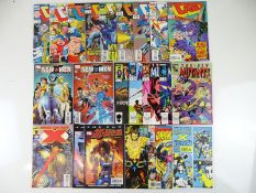GENERATION X, X-MEN, CABLE, NEW MUTANTS- (20 in Lot) - MARVEL) - ALL First Printings - Includes