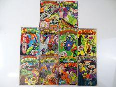 METAMORPHO #2, 4, 6, 7, 8, 9, 10, 14, 15, 17 - (10 in Lot) - (1965/68 - DC - US Price & UK Cover