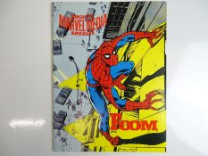 """FOOM #22 - (1978 - MARVEL) - """"Mighty Marvel Media Special' - Final issue of the title + The comic"""