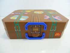 MCDONALDS - TY TEENIE BEANIE BABIES - Happy Meal Presentation Case 1999 - Complete set of 12 figures